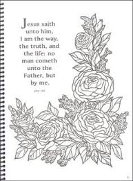 Other Pages Feature Verses Accented By Pictures Such As A Bible Praying Hands Or