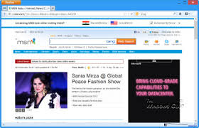 Download Firefox with MSN a new release from Mozilla