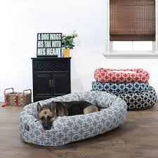 Hidden Valley Corner Bolster Dog Bed Extra