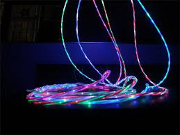 3ft Led Dual Color Micro Usb Cable Data Sync Led Light Up Charger