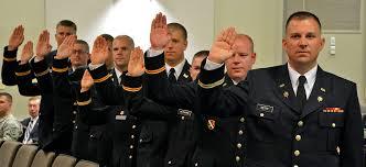 Louisiana National Guard wel es new officers – Louisiana