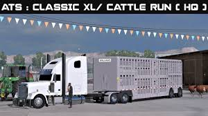 American Truck Simulator : Classic XL/ Cattle Pot (HQ) - YouTube Winners Meats Winner Trucking Livestock Hauling Otis Colorado Philip Sims Llc Small Truck Big Service Ordrive Owner Operators Oct 20 Coalville Ut To Brigham City Johnson Home American Driver Jobs Faces Of Agriculture August 2012 Grain Best Truck 2018 I29 In Iowa With Rick Pt 13 Eld Trucking Mandate Could Cost Livestock Producers Bismarck