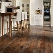 Durable Hardwood Floor For Kitchen