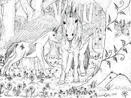 Coloring Pages Unicorn Pegasus 2128751