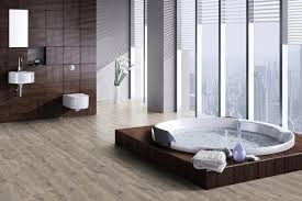 vinylboden im badezimmer geht das