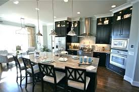 Kitchen Dining Room Combo Living Combined And For With Glamorous Combination Contemporary Best Idea