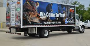 Wayne Enterprises, Inc. | Boot Truck At Your Job Site Fashion Boutiques On Wheels Are Retails Answer To Food Trucks Spokane Freightliner Northwest Adaptability Is Showcased In The 6ft X 4in Bed Of Ram Macho Polonez Chain Stores Grey Dash Advertising Agency Redevelopment Group Hopes To Buy Out Close Whiteclay Beer Stores Surreal Dream As Trucks Take Away State And Used Diesel Dfw North Texas Truck Stop Mansfield Tx 2006 Columbia 120 Stock Y921938 Mirrors Tpi Amazoncom Liberty Classics Car Quest Auto Parts Stores 1936 Dodge Accsoriesncovers Inc Make Room Mobile Have Hit The Streets Npr