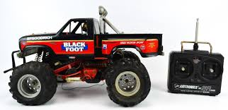 Vintage Tamiya Blackfoot RC Monster Truck Remote Control 1/10 ... Rampage Mt V3 15 Scale Gas Monster Truck Mobil Rc With Door Can Be Opened By Remote Control Hsp Special Edition Red Rc At Hobby Warehouse Electric Monster Truck Junk Mail Grave Digger Jam World Finals 17 Stand Solid Axle Racing In Terrel Texas Tech Forums Controlled Trucks Gptoys S9115 Off Road Big Wheels
