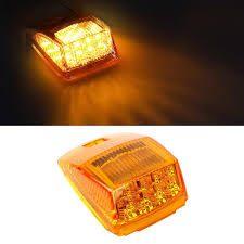 Partsam 20 Pcs AMBER 2 Beehive Led Marker Lights Truck Boat Trailer ... Trucklite Yellow 10 Series 212 Mkerclearance Lamp 10205y Round Led Truck And Trailer Lights Side Clearance New Sun 2pc 6 Oval Brake Stop 8946a Signalstat Replacement Lens For Marker Best Led Clearance Lights Camper Amazoncom Blue Cab Youtube 5pcs Clear Amber Roof Top Running High Profile 8 Diode Partsam 20 Pcs Amber 2 Beehive Led Boat 8947a Rectangular