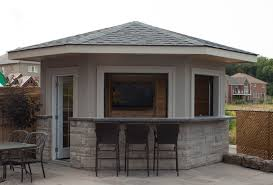 Ted Sheds Miami Florida by 5 Sided Shed Pool House Cabana Featuring Stucco Exterior And