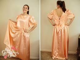 bridesmaid dress raid grandma u0027s closet