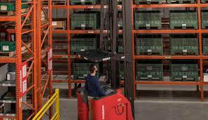 100 Raymond Lift Trucks Forklift Fleet And Warehouse Solutions