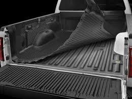 Pickup Bed Mats by Underliner Bed Liner For Truck Drop In Bedliners Weathertech Ca