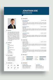 Jonathan Resume Template Atsfriendly High School Resume Template 6 Launchpoint 68 Free Html Jribescom Awesome Clean And Stylish Html Cv Designs Blog Of The Personal Pages Cv Templates Best Htmlcss Collection Letter Border New Meraki One Page Ekiz Biz Css Download 25 Popular Website 2019 Colorlib 31 Html5 For Portfolios 14 17 Bootstrap For