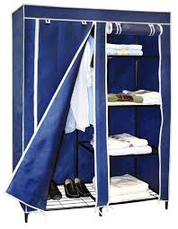 Keep your Clothes Organized with Portable Closets