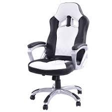 Video Rocker Gaming Chair Amazon by Amazon Com Giantex High Back Racing Style Bucket Seat Gaming