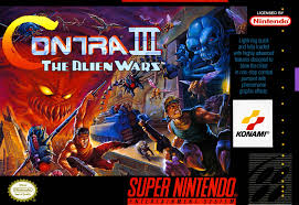 Contra III: The Alien Wars | Game Grumps Wiki | FANDOM Powered By Wikia