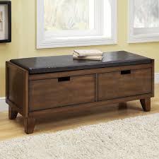 Bedroom Bench Mid Century Burl Wood Bench Bedroom Storage Bench Ikea