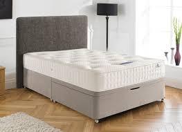 Super King Size Ottoman Bed by Silentnight Ashridge Pocket Sprung Ottoman Bed Firm Dreams