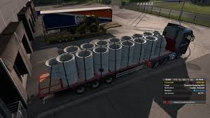 100 Correct Truck And Trailer Cargo Name Concrete Centering Is Correct SCS Software