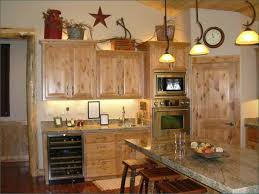 Stylish Decorating Above Kitchen Cabinets And Ideas For