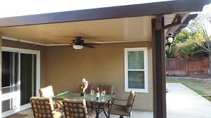 Patio Covers Las Vegas Nv by Solid Alumawood Two Toned Patio Cover I Greenbee Patios Greenbee