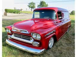 100 1959 Chevy Panel Truck Chevrolet Apache For Sale ClassicCarscom CC1174832