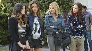 Pretty Little Liars 2014 Halloween Special by Pretty Little Liars Review Who Wore It Best