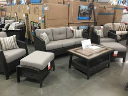 Agio Patio Furniture Touch Up Paint by Agio International 6 Piece Patio Set From Costco 1799 Union