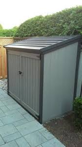Rubbermaid Roughneck Medium Vertical Shed by Rubbermaid 1893230 Roughneck Gable Storage Shed Common 5 Ft X 4