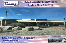 Pizza Patio Alamogordo Nm by Kzzx Country Club Your Country 105 3kzzx