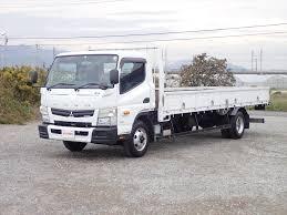 TRUCK-BANK.com - Japanese Used 41 Truck - MITSUBISHI FUSO CANTER TKG ...