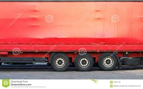 100 Expediter Trucks Side Of Red Truck Stock Image Image Of Load Expediter