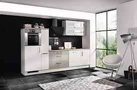 respekta küche küchenzeile küchenblock einbauküche weiß