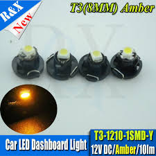 10x t4 2 5050 twist lock led neo wedge switch radio bulb