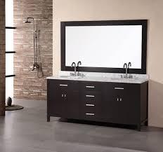 72 Inch Double Sink Bathroom Vanity by London Stanmark 72 U2033 Double Sink Vanity Set In Espresso Design