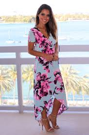 mint floral high low dress online boutiques u2013 saved by the dress