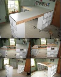 Sewing Cabinet Plans Build by Building A New Home The Formica Craft Table U2013 Made Everyday
