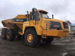 100 Articulating Truck Articulated Dump S
