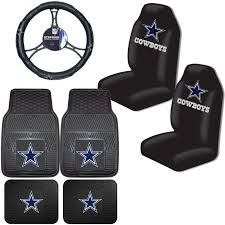 Details About NFL Dallas Cowboys Car Truck Seat Covers Floor Mats &  Steering Wheel Cover Pnic Time Oniva Dallas Cowboys Navy Patio Sports Chair With Digital Logo Denim Peeptoe Ankle Boot Size 8 12 Bedroom Decor Western Bedrooms Great Adirondackstyle Bar Coleman Nfl Cooler Quad Folding Tailgating Camping Built In And Carrying Case All Team Options Amazonalyzed Big Data May Not Be Enough To Predict 71689 Denim Bootie Size 2019 Greats Wall Calendar By Turner Licensing Colctibles Ventura Seat Print Black