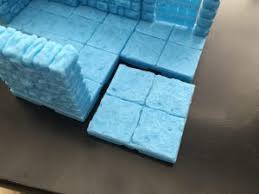 3d Printed Dungeon Tiles by New Fantasy Rpg Products For Dms And Players Geekdad