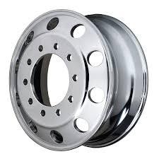 100 Aftermarket Truck Wheels 225 Polished 8000lb AlcoaStyle Aluminum Wheel Heavy Load Buy