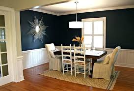 Dining Room Colors With Chair Rail Casual