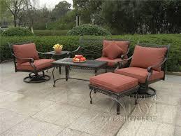 Cast Aluminum Outdoor Sets by Cast Aluminum Patio Furniture Sets Interior Design