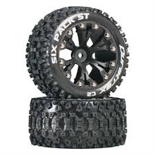 DuraTrax Sixpack ST 2.8 Mounted Truck Tires 2WD Rear Black (DTXC3560 ... Truck Tires Tirebuyercom Tires Dump Sweep Terrain Crusher Belted Premounted Monster Chrome Bigo Big O Has A Large Selection Of At Commercial Semi Anchorage Ak Alaska Tire Service Blown Truck Are Serious Highway Hazard Roadtrek Blog Heavy 20 Inch Car And Passenger Grand Rapids Michigan Coinental To Raise Prices For Passenger Light Peerless Chain Autotrac Light Trucksuv Chains 0231810 Kal Allterrain
