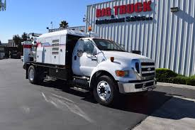 2008 Ford F650 Vacmasters System 4000 Vacuum Excavation Truck | Big ...