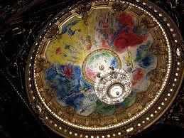 le plafond par chagall picture of palais garnier opera