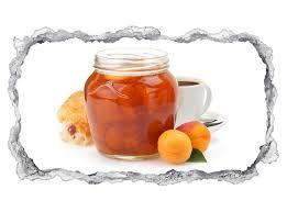 3d wandtattoo aprikose pfirsich marmelade kaffee küche frühstück wand aufkleber durchbruch stein wandbild wandsticker 11n835 3dwandtattoo24 de