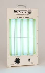 vitamin d light therapy table top sun ls