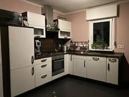 weiße komplett küchen günstig kaufen ebay